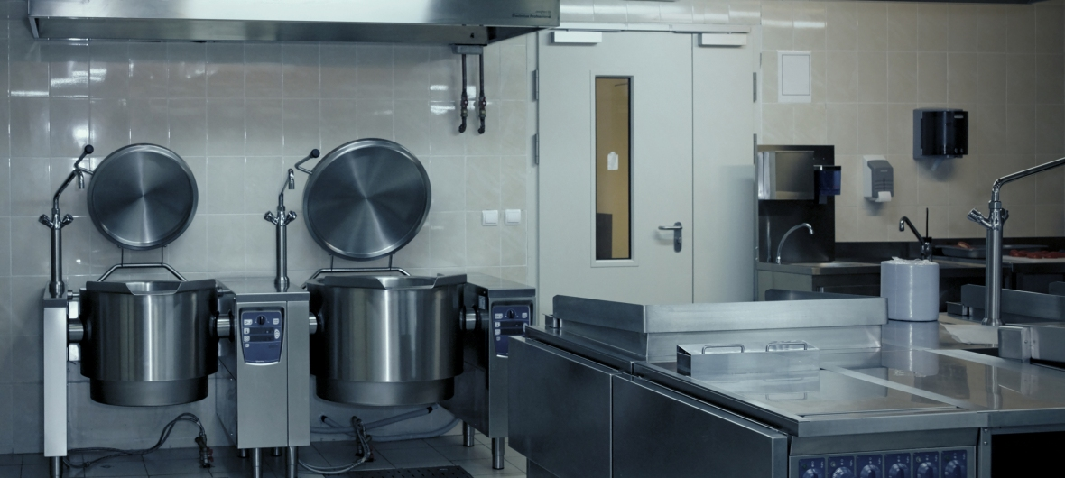 Industrial Kitchen Installation